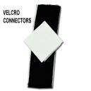 Velcro connectors