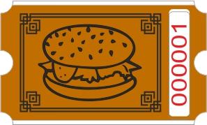 Food roll - Brown